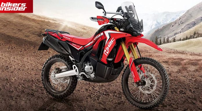 2021 Honda CRF 300 L and Rally Come To Europe!