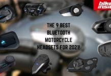 The 9 Best Bluetooth Motorcycle Headsets For 2021!