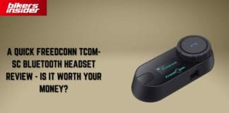 A Quick FreedConn TCOM-SC Bluetooth Headset Review!