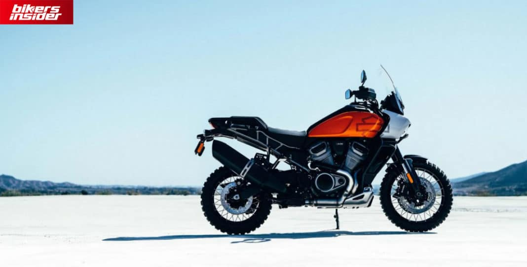 Harley-Davidson Pan America Will Release In February!