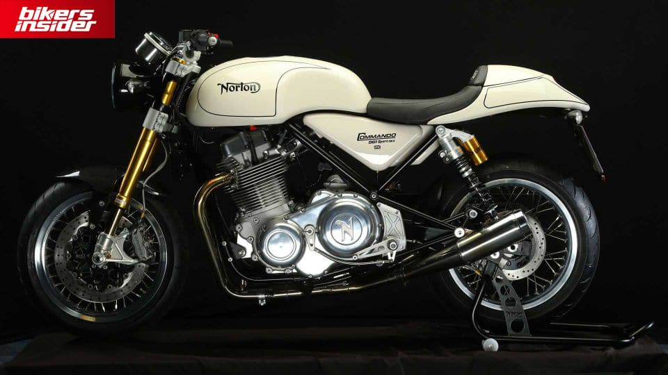 Norton 961 Commando SE Will Arrive To Customers Who Paid The Deposits!