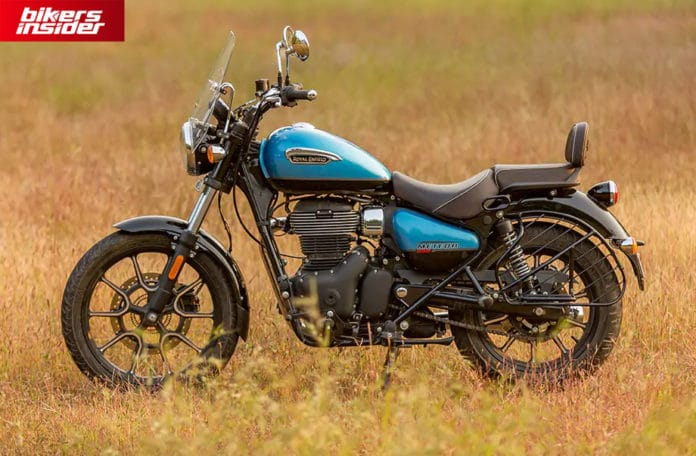 Royal Enfield Reveals Pricing And Specs For Meteor 350 In Europe!