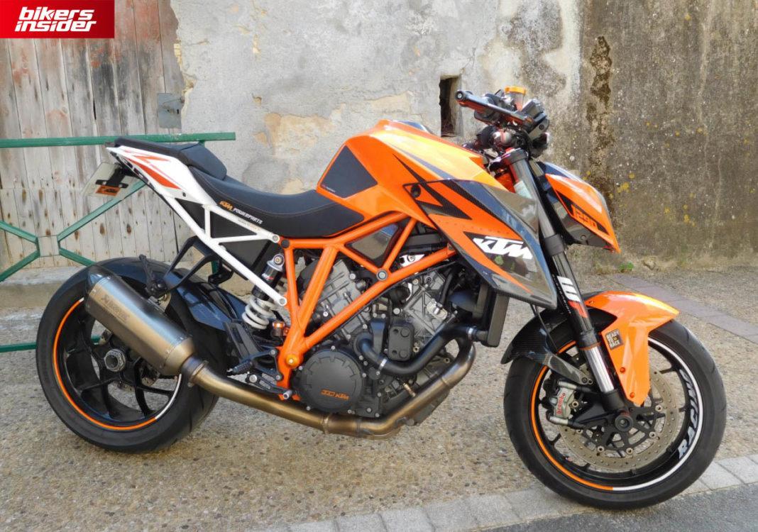 2021 KTM 1290 Super Duke RR Confirmed In Emissions Documents!