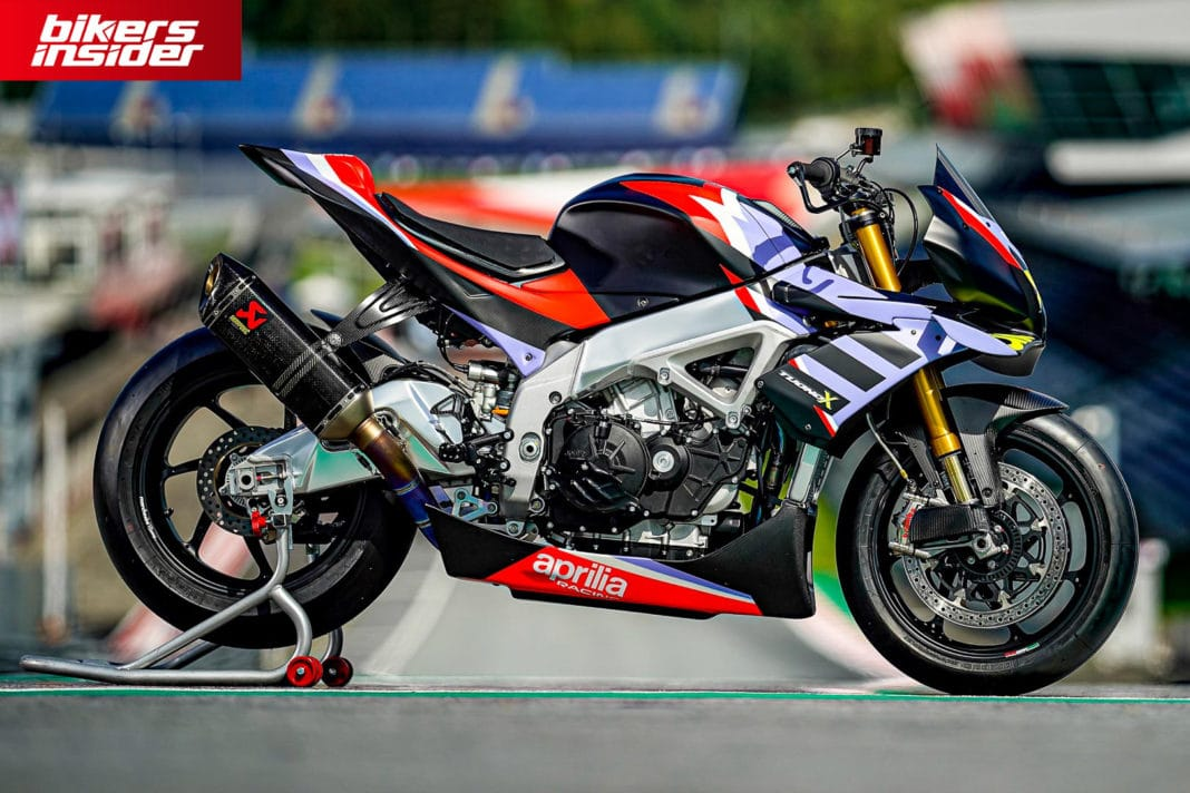 Juicy Details On The Updated 2021 Aprilia RSV4 And Tuono Emerge!