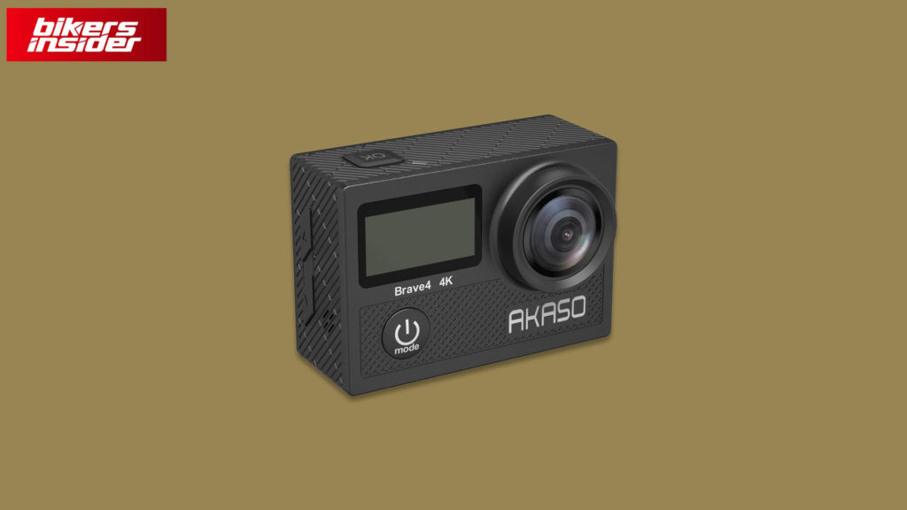 Here are all the main features of the Akaso Brave 4 action camera!