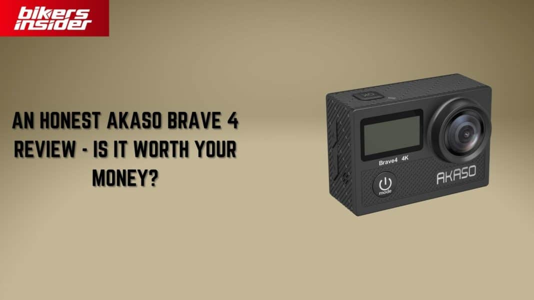 Akaso Brave 4 Review - An Honest Look!