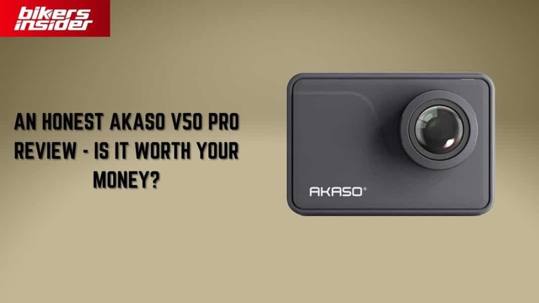 Akaso V50 Pro Review - An Honest Look!