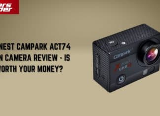 Campark ACT74 Action Camera Review - An Honest Look!