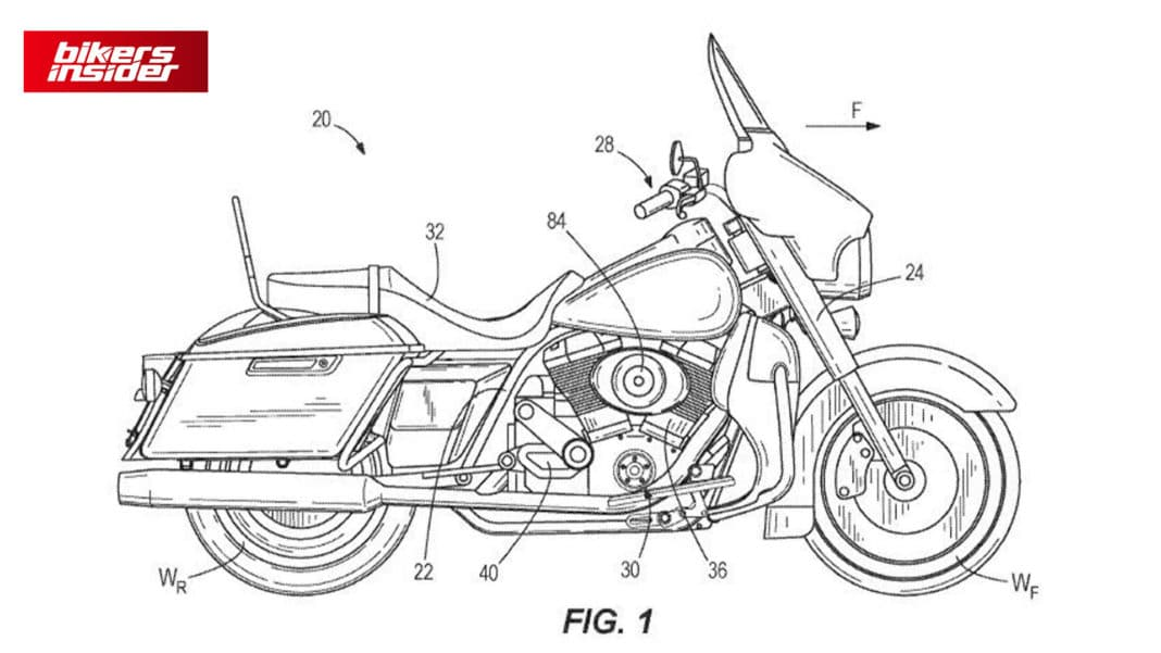 Harley-Davidson Makes A Supercharger Patent!