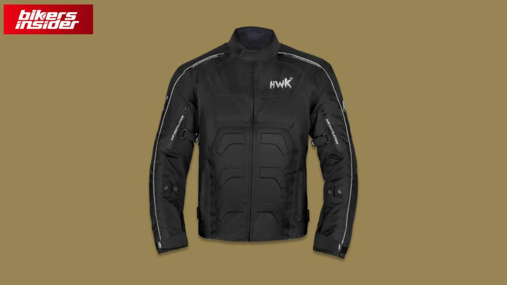 HHR Textile Motorcycle Jacket Review - Features