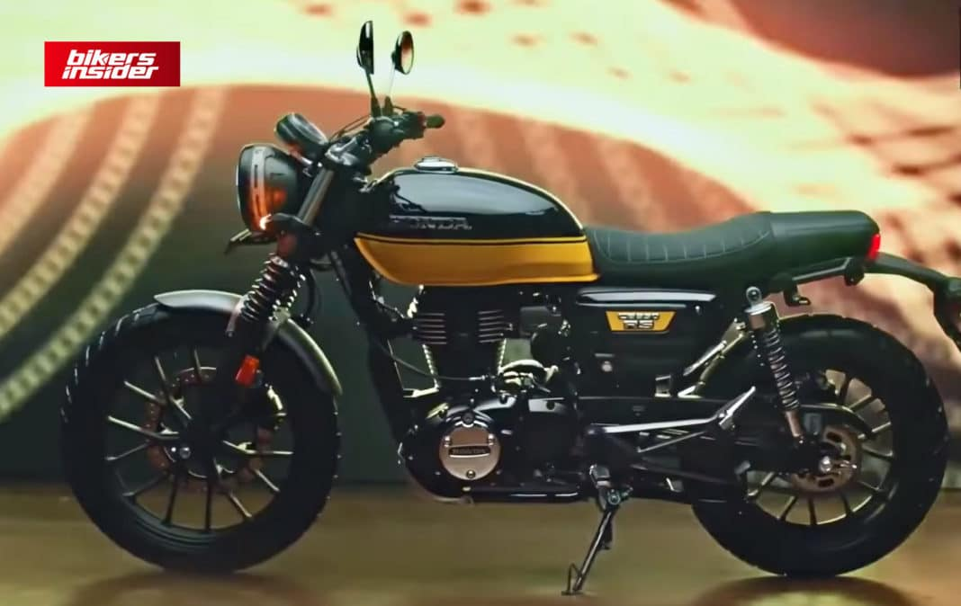 Honda Releases The CB350 RS In India!