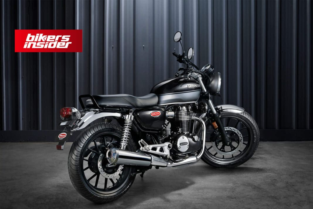 Honda H'Ness CB350 Continues To Sell Like Crazy In India!