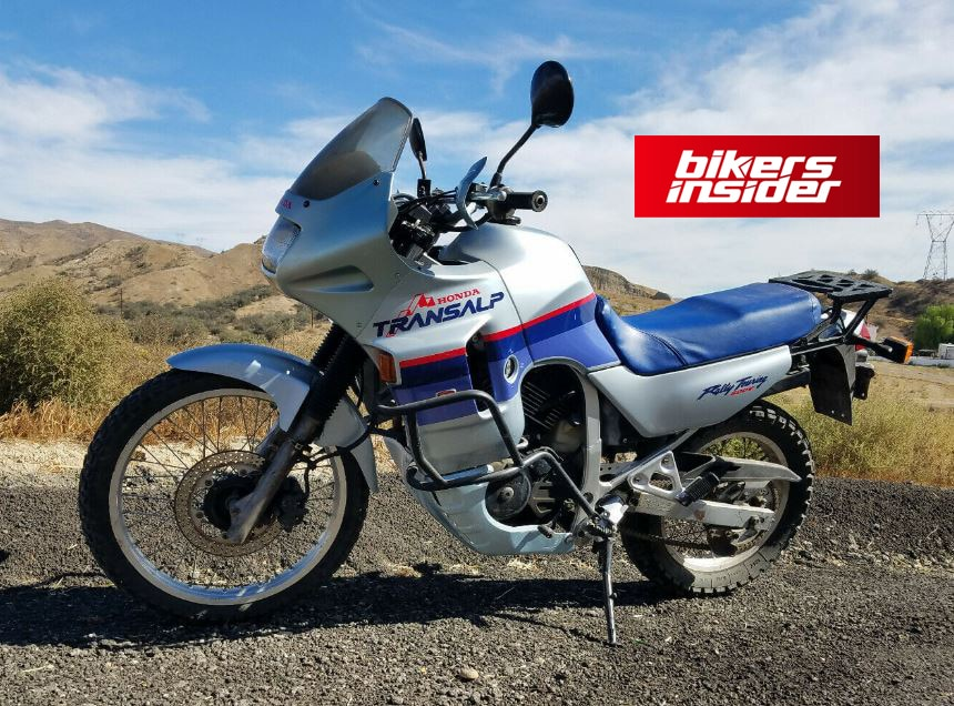 Honda Fuels The Rumors For Transalp Revival As They Reclaim The Trademark!
