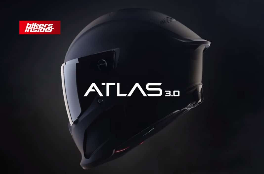Ruroc Atlas 3.0 Motorcycle Helmet Teased For March 26th!
