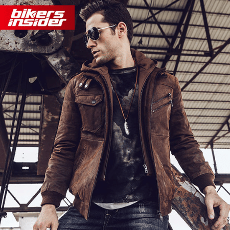Flavor Leather Motorcycle Jacket review