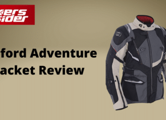 Oxford Motorcycle Jacket Review
