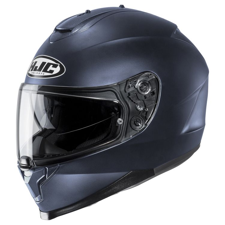 HJC C70 features a polycarbonate shell with multiple layers to increase its overall safety.