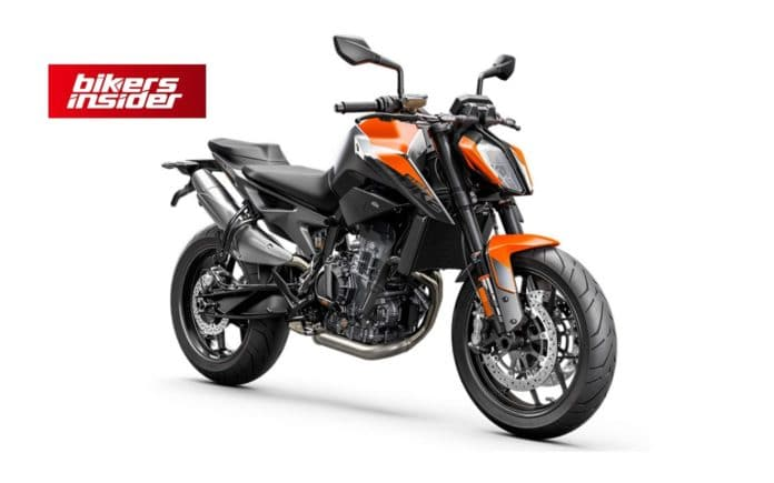 KTM Will Utilize Continental Tires In The New 890 Duke!