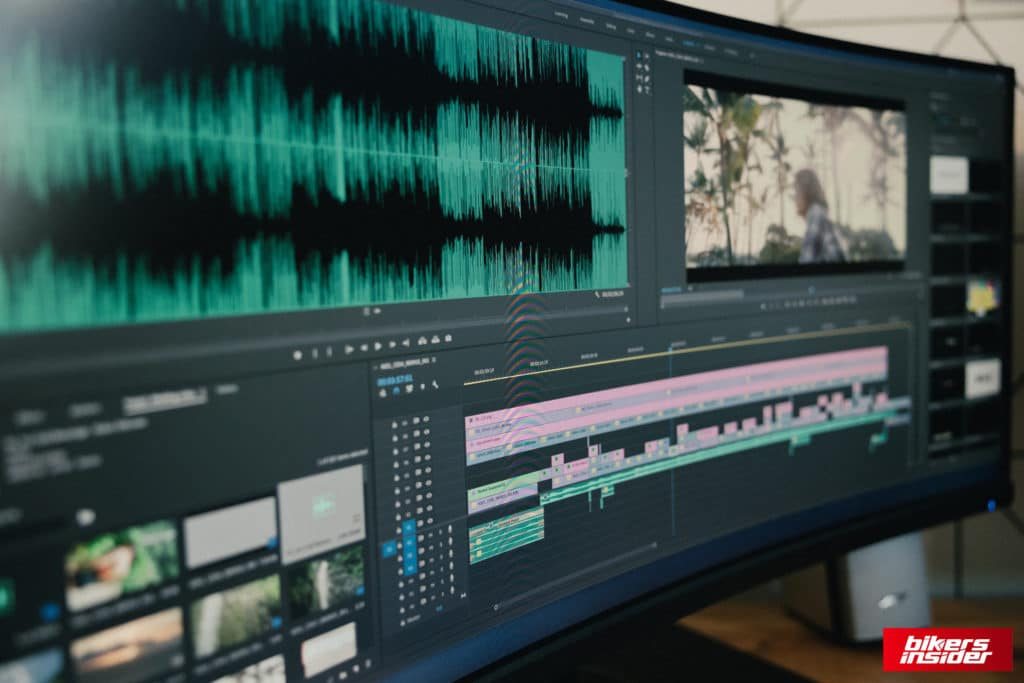 Video editing is an important skill to learn for video editing.