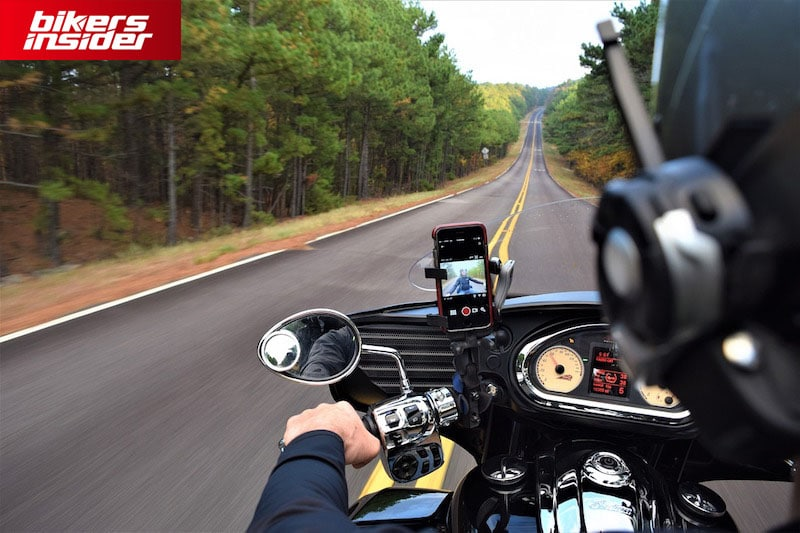 Bluetooth headset are great for motorcycle riders, especially if you want to talk with your fellow riders.