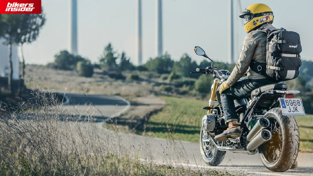 Investing in a high-quality motorcycle backpack will improve your riding experience.