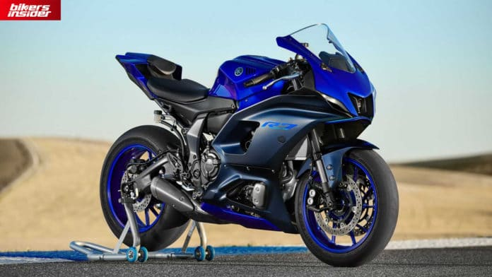 2022 Yamaha R7 Launches In June!