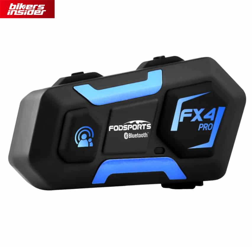 Fodsports FX4 Pro is made of high-quality material and has a functional design.