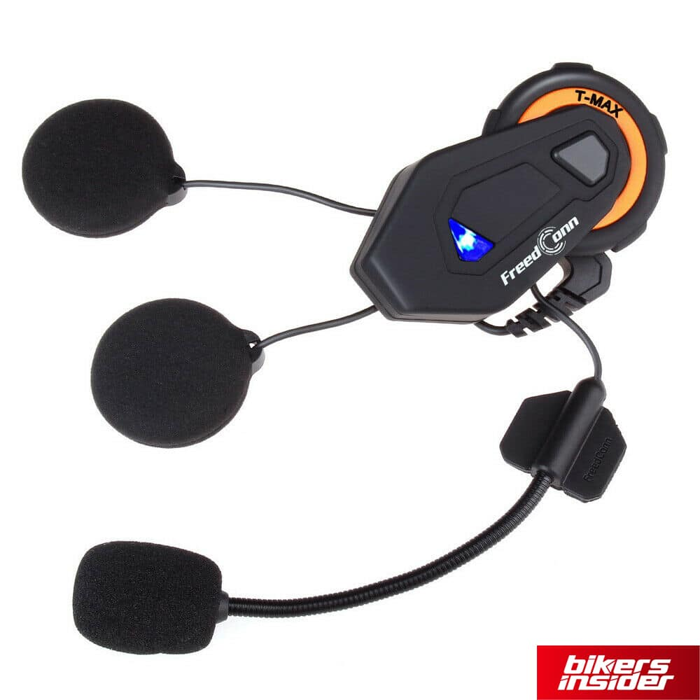 FreedConn T-Max has acceptable speakers and solid microphone sound quality.