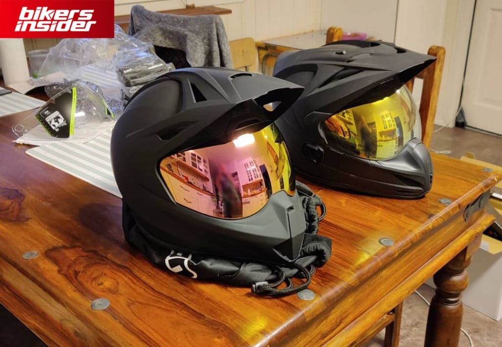 Icon Variant Pro With Tinted Visor