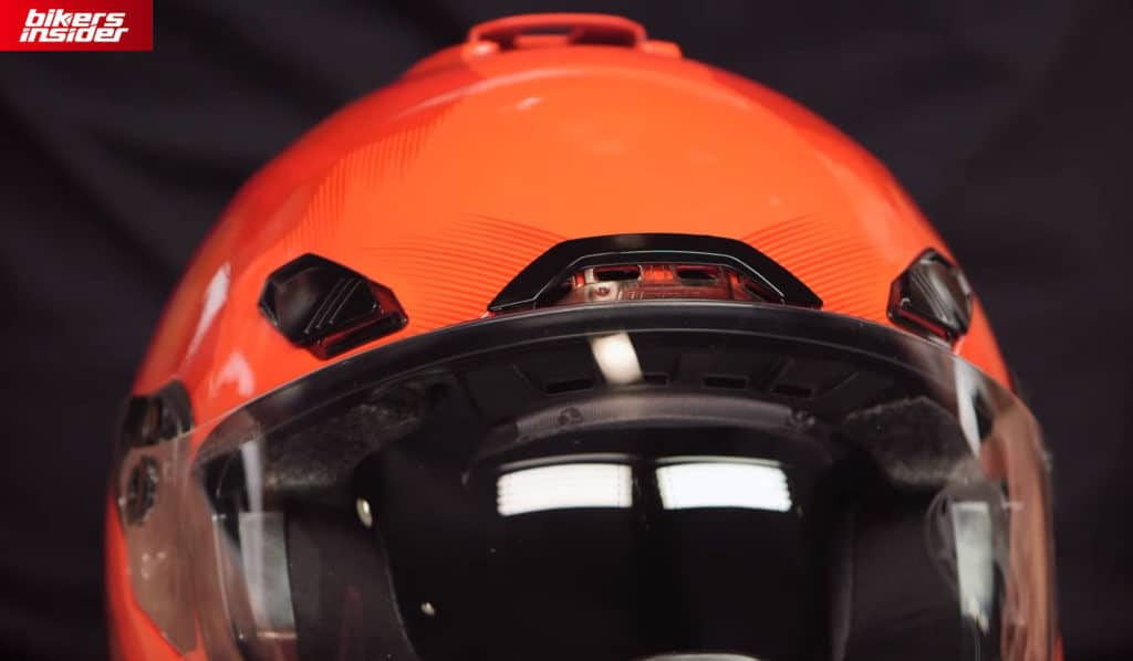 Icon Variant Pro has three actuated top vents.