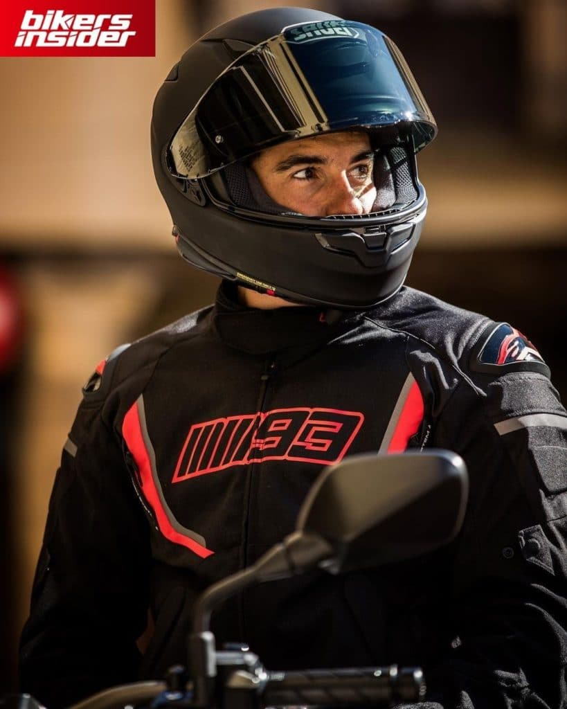 For us, Shoei RF-1400 is the best motorcycle helmet to get right now.
